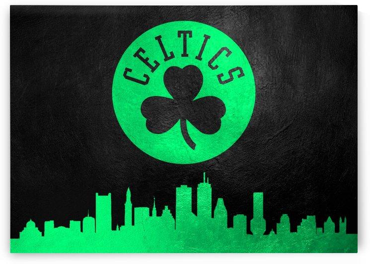 Boston Celtics by ABConcepts