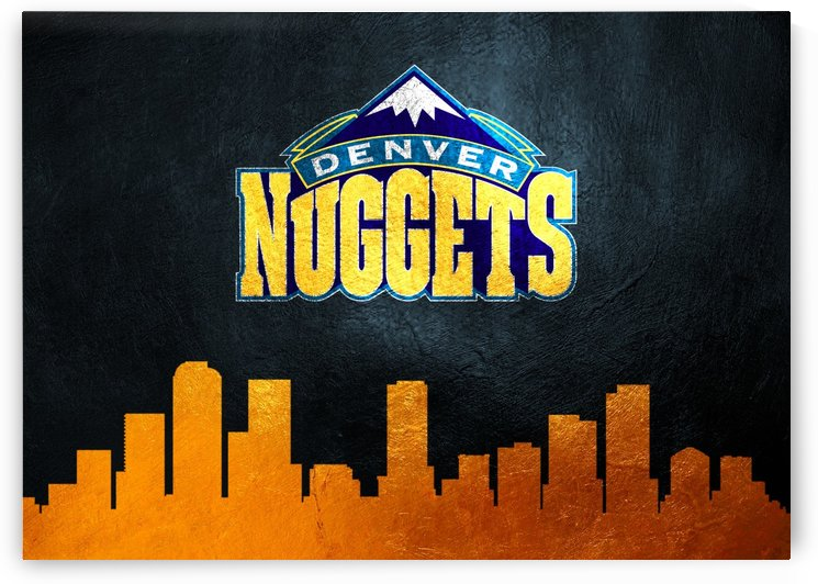Denver Nuggets by ABConcepts