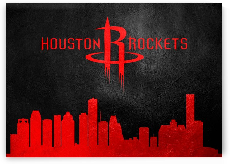 Houston Rockets by ABConcepts