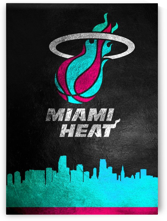 Miami Heat Vice by ABConcepts