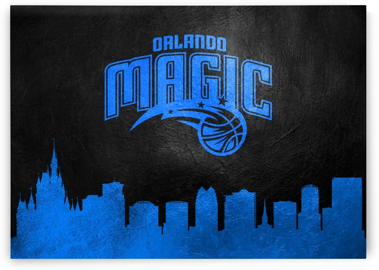 Orlando Magic by ABConcepts