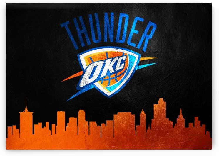 Oklahoma City Thunder by ABConcepts