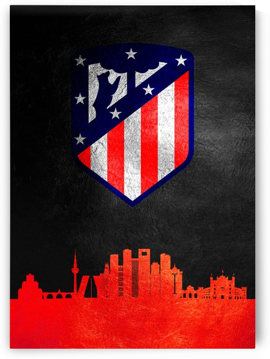 Atletico Madrid by ABConcepts