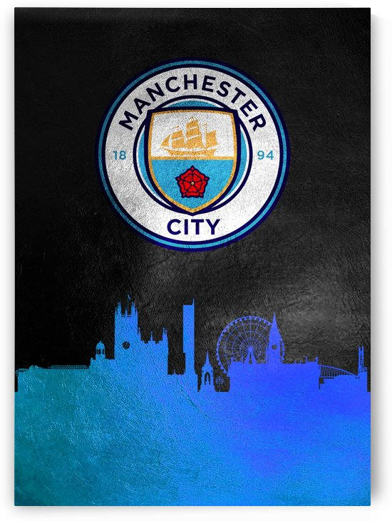 Manchester City by ABConcepts
