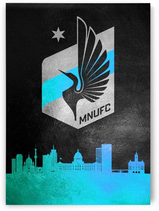 Minnesota United FC by ABConcepts
