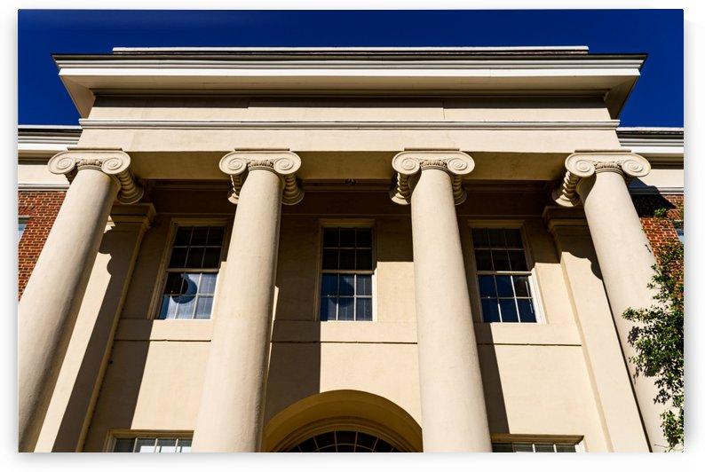 Brooks Hall University of Georgia   Athens GA 06377 by @ThePhotourist