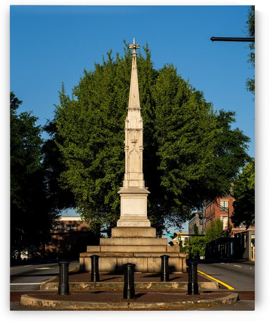 Confederate Monument Downtown Athens GA 06237 by @ThePhotourist