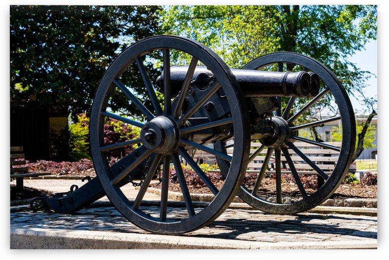 Double Barrel Cannon   Athens GA 06997 by @ThePhotourist