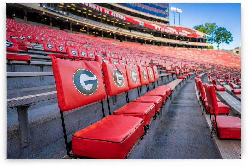 Sanford Stadium University of Georgia   Athens GA 2693 by @ThePhotourist