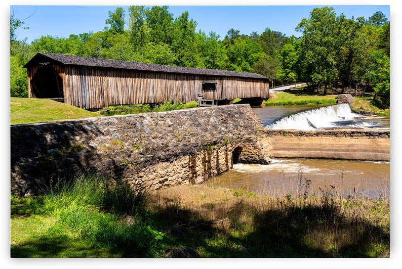 Watson Mill Bridge State Park   Comer GA 06576 by @ThePhotourist