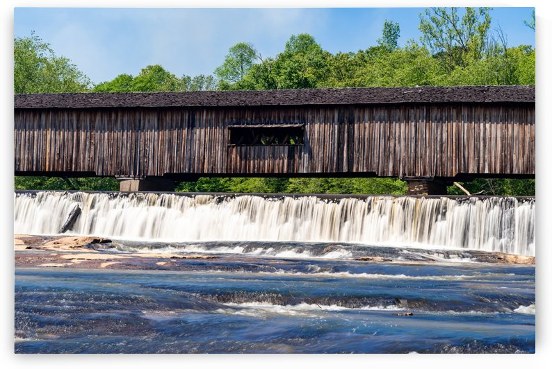 Watson Mill Bridge State Park   Comer GA 06715 by @ThePhotourist