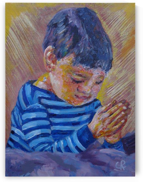 Faith Of A Child by Chris Rutledge