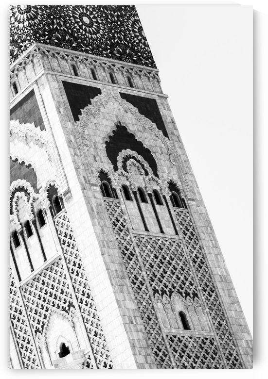 Mosquee noir et blanc 2 by Julie Desrochers