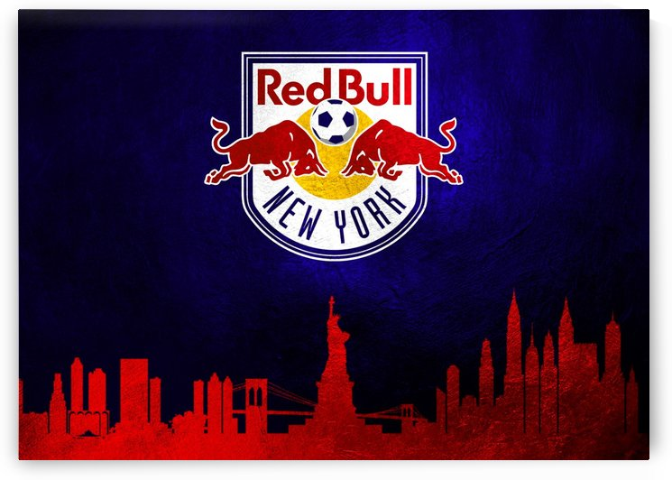 New York Red Bulls by ABConcepts