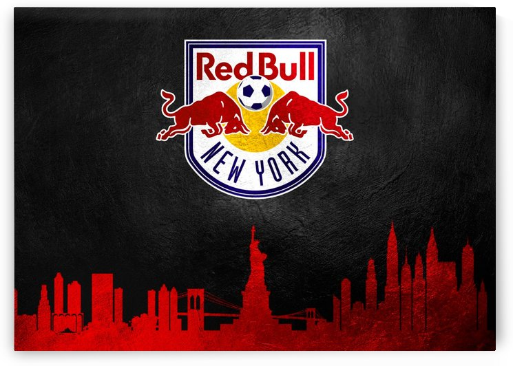 New York Red Bulls 3 by ABConcepts