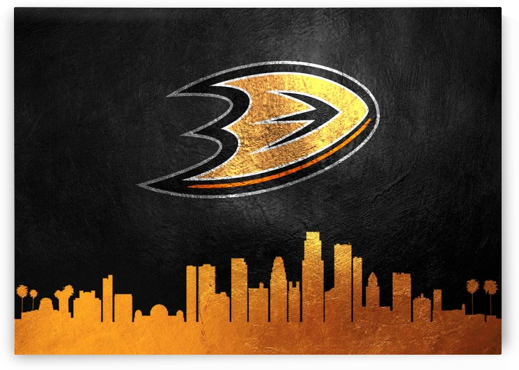 Anaheim Ducks by ABConcepts
