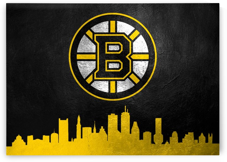 Boston Bruins by ABConcepts