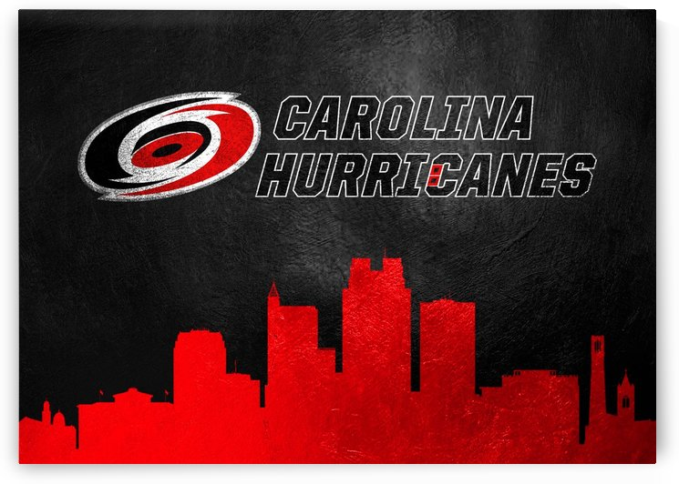 Carolina Hurricanes by ABConcepts
