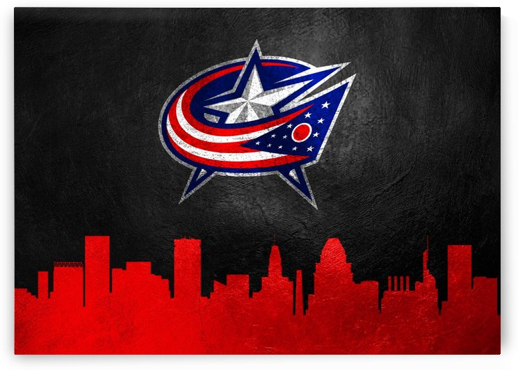 Columbus Blue Jackets by ABConcepts