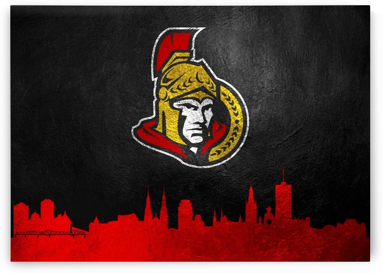 Ottawa Senators by ABConcepts