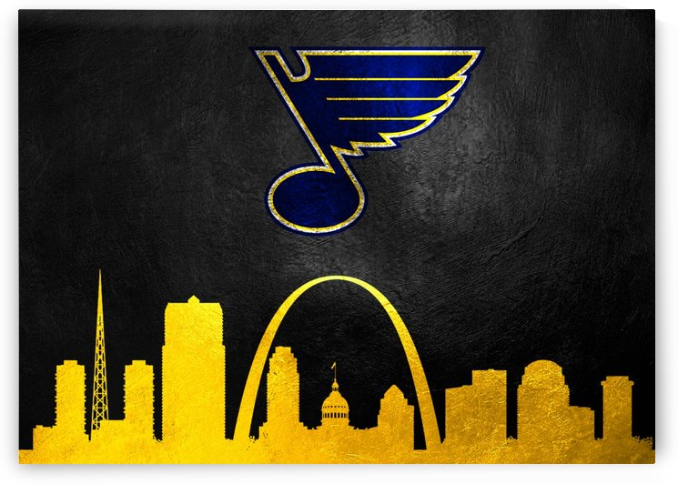 St Louis Blues by ABConcepts