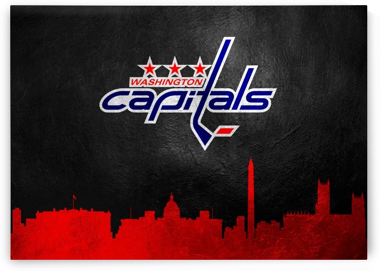 Washington Capitals by ABConcepts