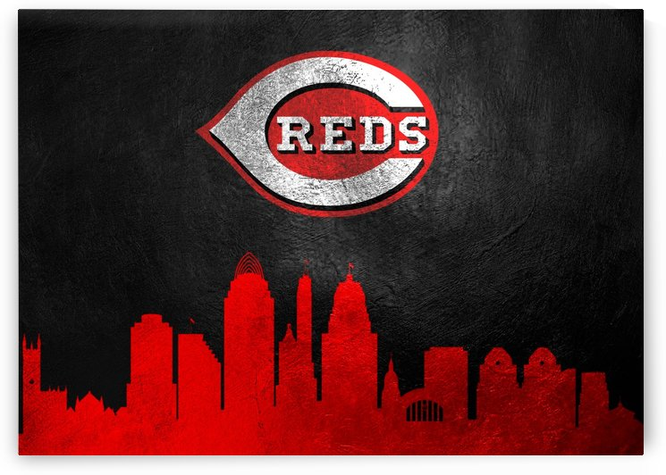 Cincinnati Reds by ABConcepts