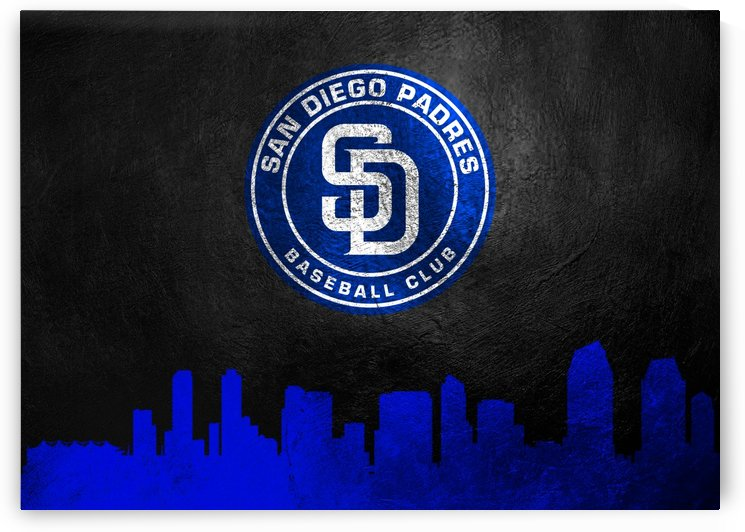 San Diego Padres by ABConcepts