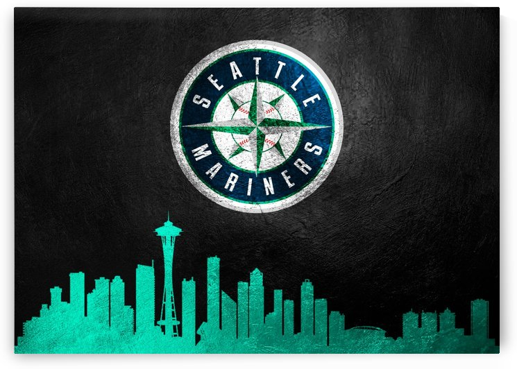 Seattle Mariners by ABConcepts