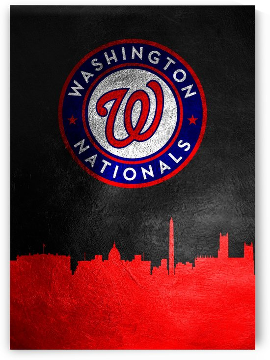 Washington Nationals by ABConcepts