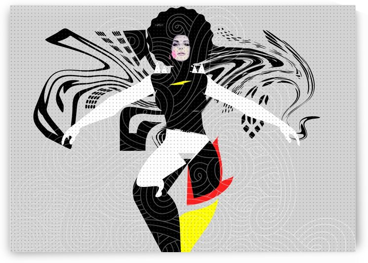 Unknown Lady by zelko radic bfvrp
