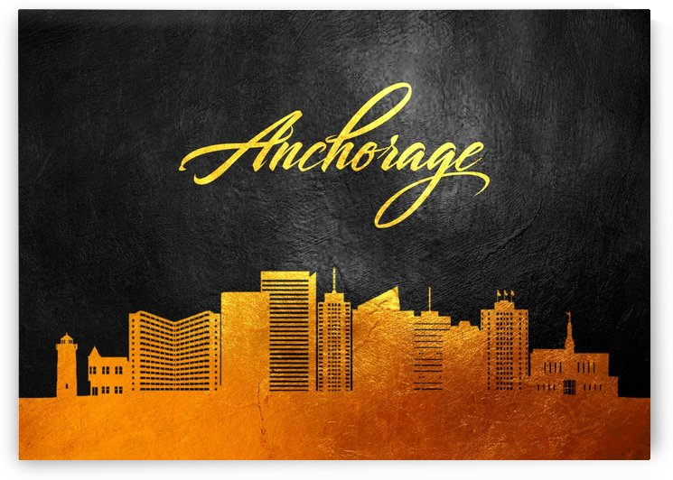 Anchorage Alaska by ABConcepts