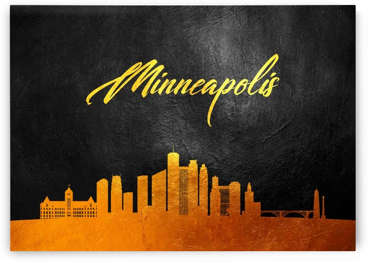 Minneapolis Minnesota by ABConcepts