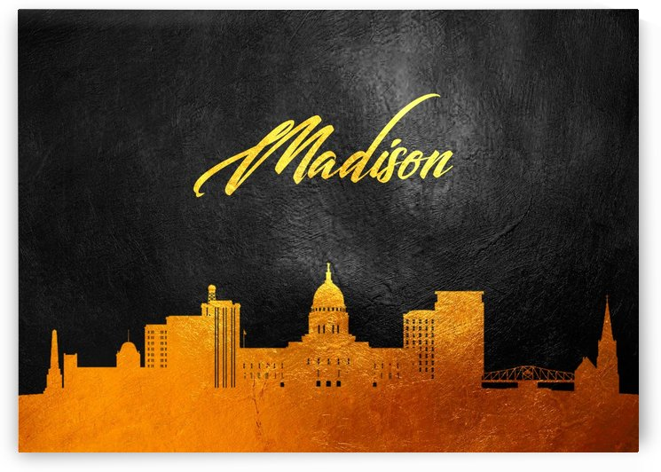 Madison Wisconsin by ABConcepts