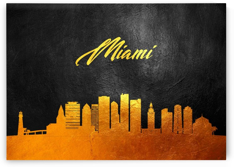Miami Florida by ABConcepts