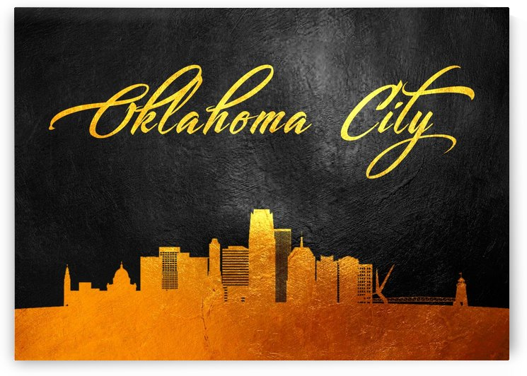 Oklahoma City Oklahoma by ABConcepts