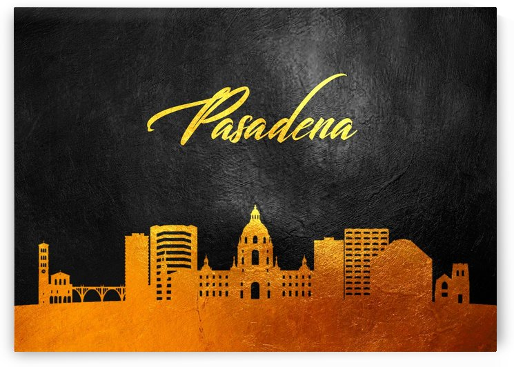 Pasadena California by ABConcepts