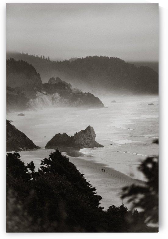 Walk on the beach by StephanieAllard
