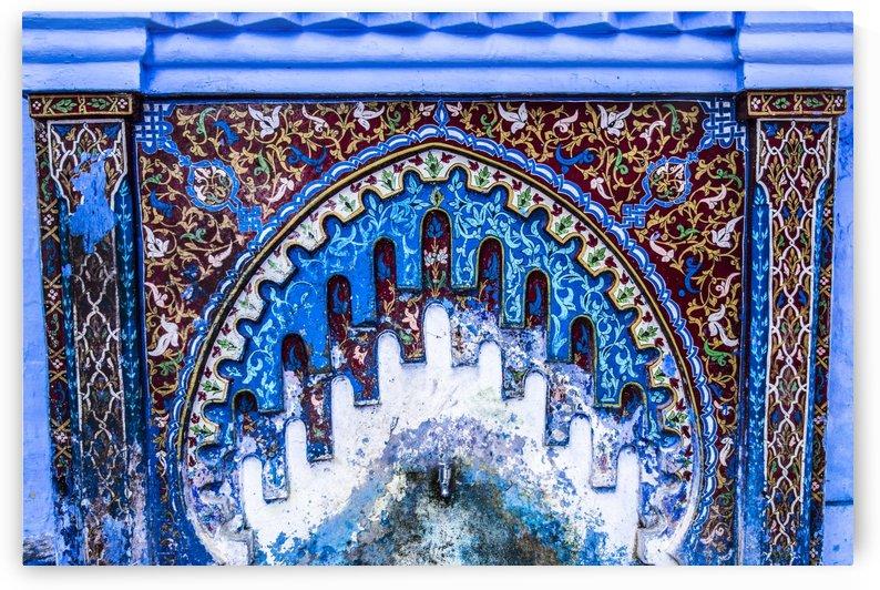Mur marocain 2 by Julie Desrochers