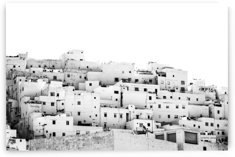 Maroc en noir et blanc 5 by Julie Desrochers