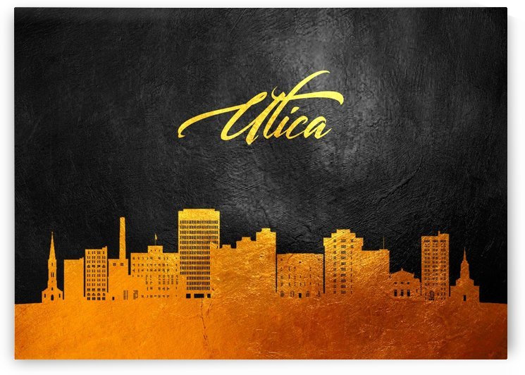 Utica New York by ABConcepts