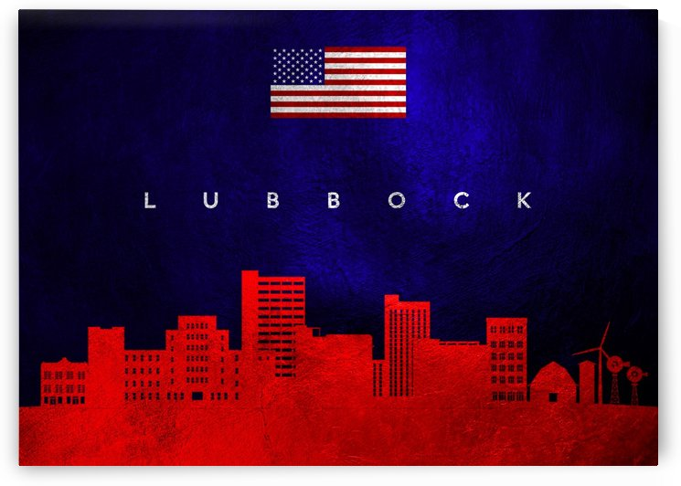 Lubbock Texas by ABConcepts