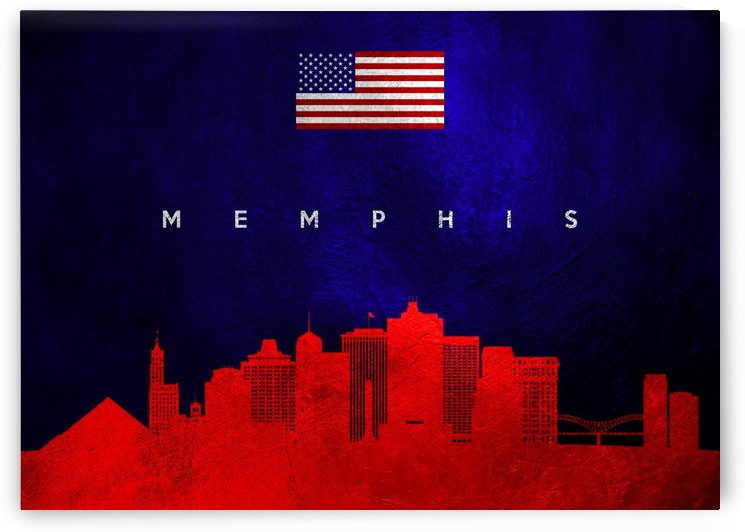 Memphis Tennessee by ABConcepts