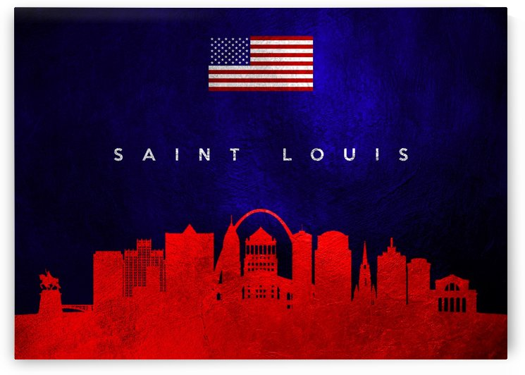 Saint Louis Missouri by ABConcepts