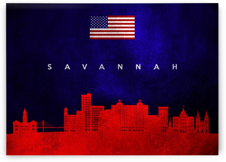 Savannah Georgia by ABConcepts