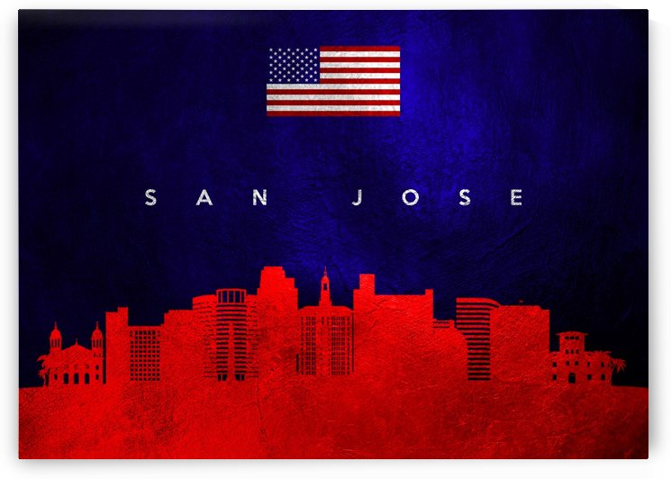 San Jose California by ABConcepts