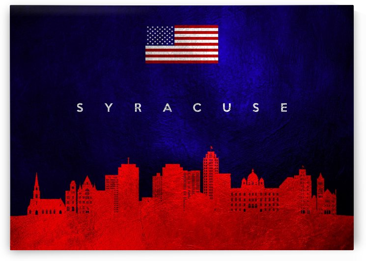 Syracuse New York by ABConcepts