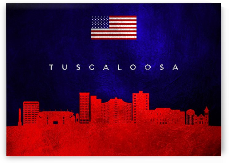 Tuscaloosa Alabama by ABConcepts