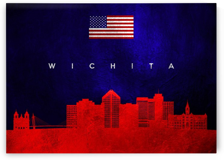 Wichita Kansas by ABConcepts