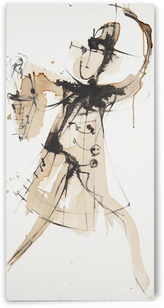 Lantern: Coffee and Ink by Anya Romanenko